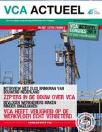 img: VCA Actueel van de Stichting Samenwerken Voor Veiligheid (SSVV)
